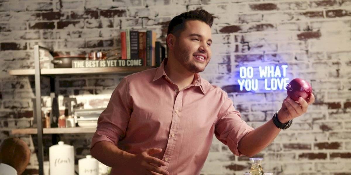 """Chef Chris Valdés: """"Hay que cocinar con amor"""""""