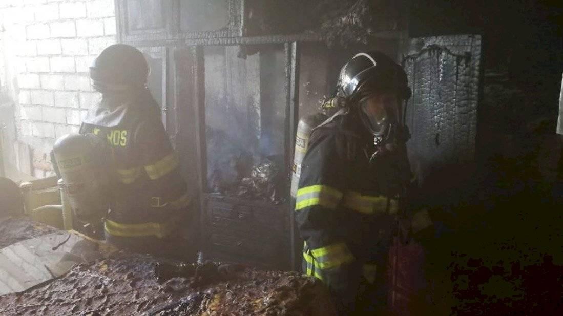 Quito: Conato de incendio no deja heridos