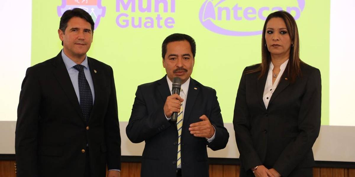 Municipalidad de Guatemala e Intecap firman convenio de capacitación