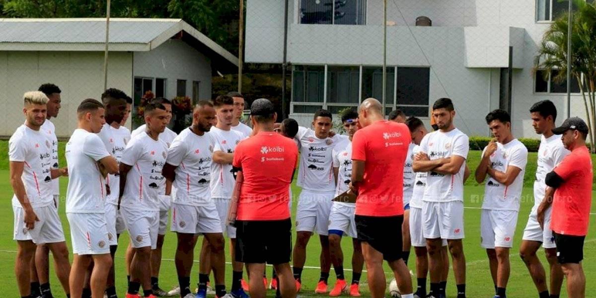 Eliminatoria preolímpica: Costa Rica da a conocer a los futbolistas que viajan a Guatemala