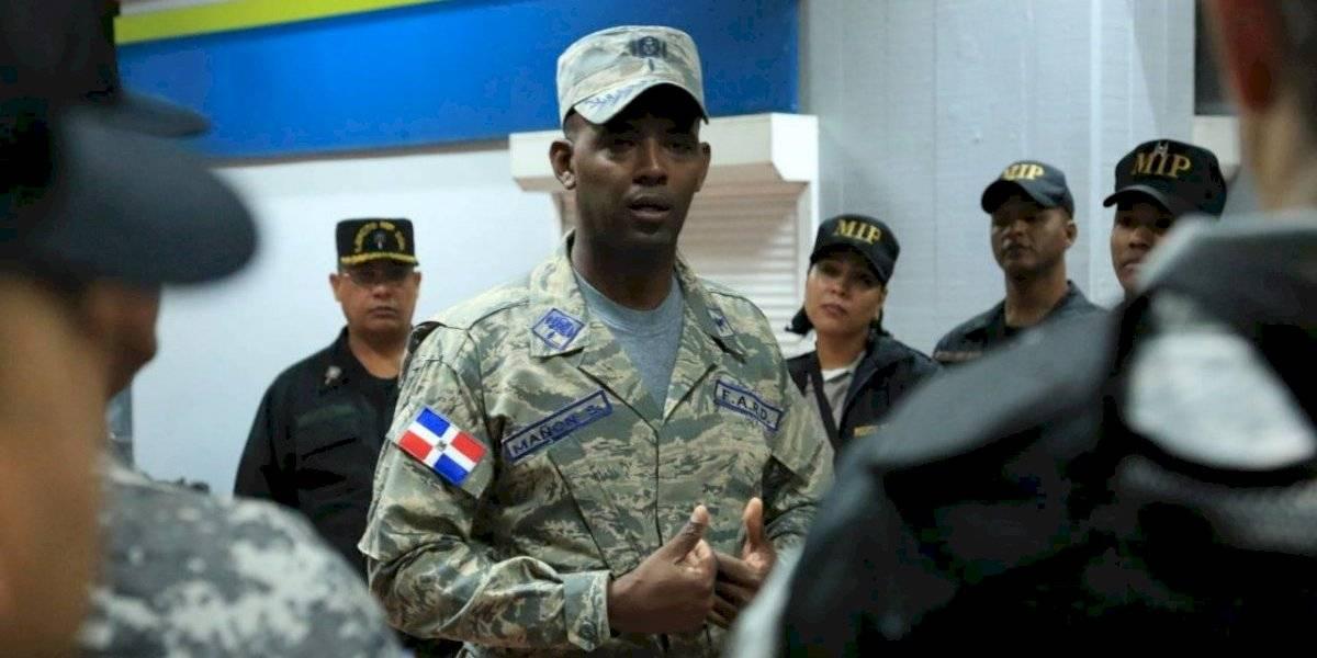 Interior y Policía supervisa armerías en Bonao e incauta municiones