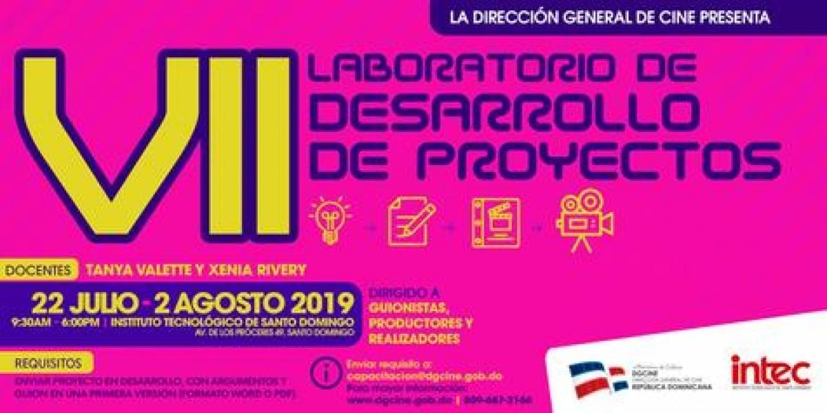 DGCINE realizará VII Laboratorio de Desarrollo de Proyectos