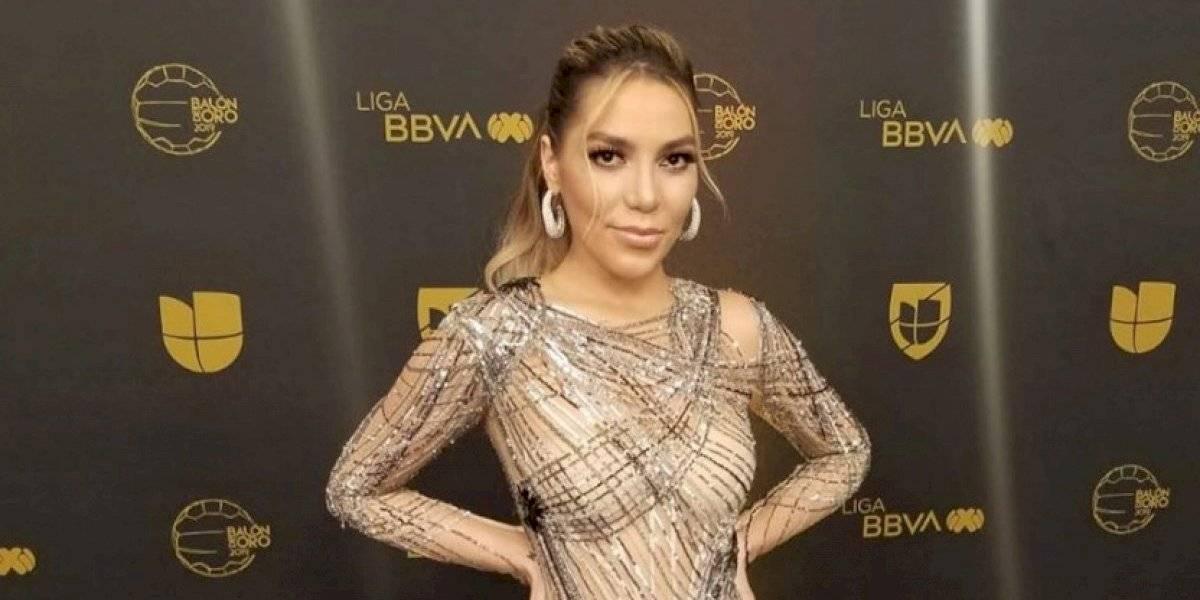 Frida Sofía se reencuentra con su padre y debuta como cantante