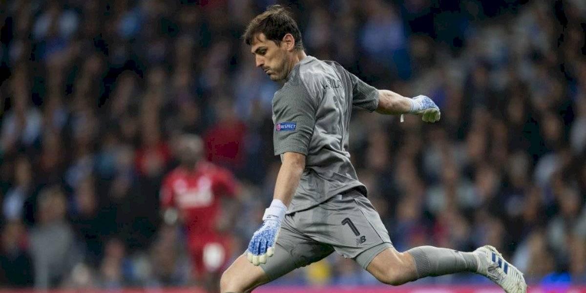 """¿Adiós definitivo? Iker Casillas anunció su retiro """"temporal"""" del fútbol profesional"""
