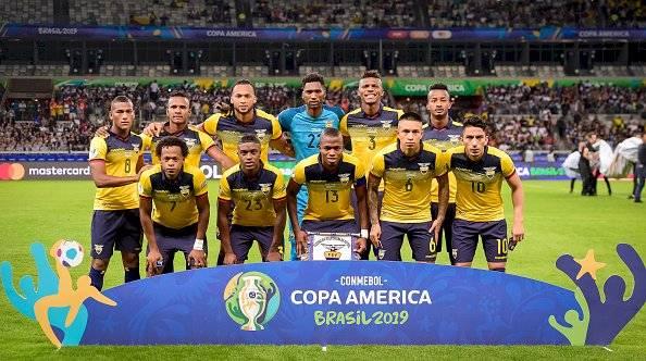 Selección de Ecuador en la Copa América 2019 Getty Images