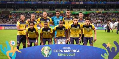 Selección de Ecuador en la Copa América 2019