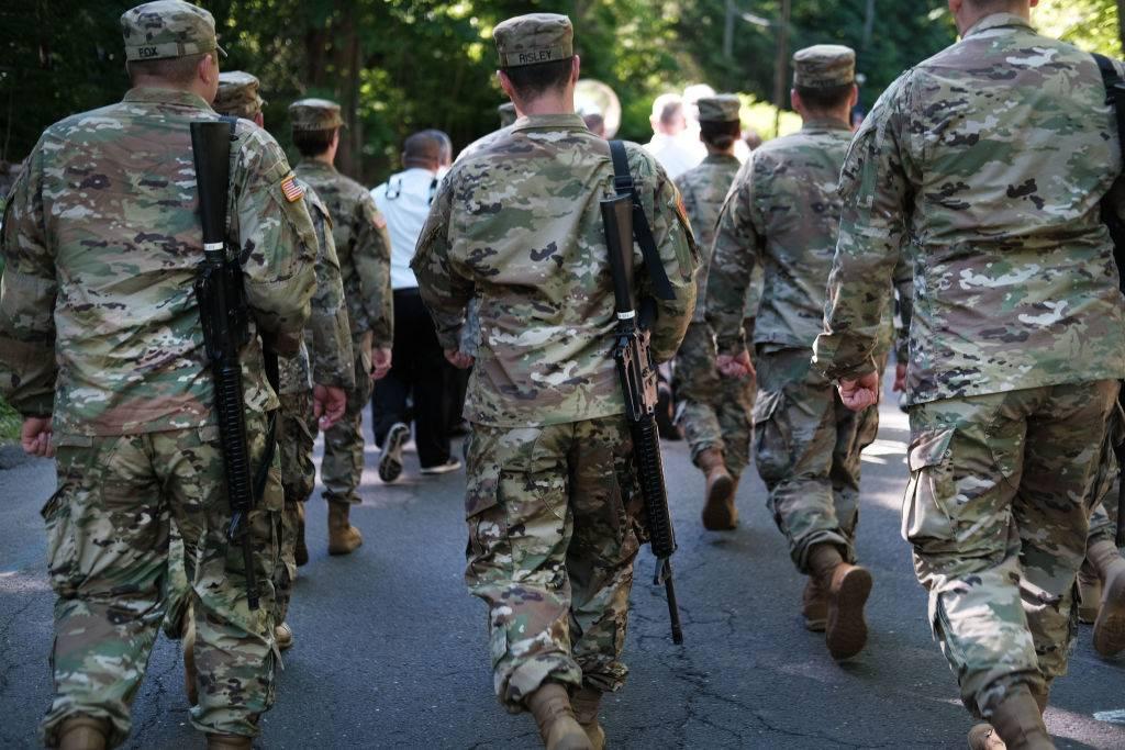 Ejército Estados Unidos