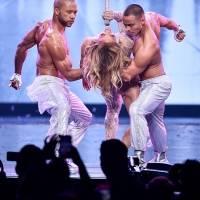 concierto de Jennifer Lopez en el Madison Square Garden