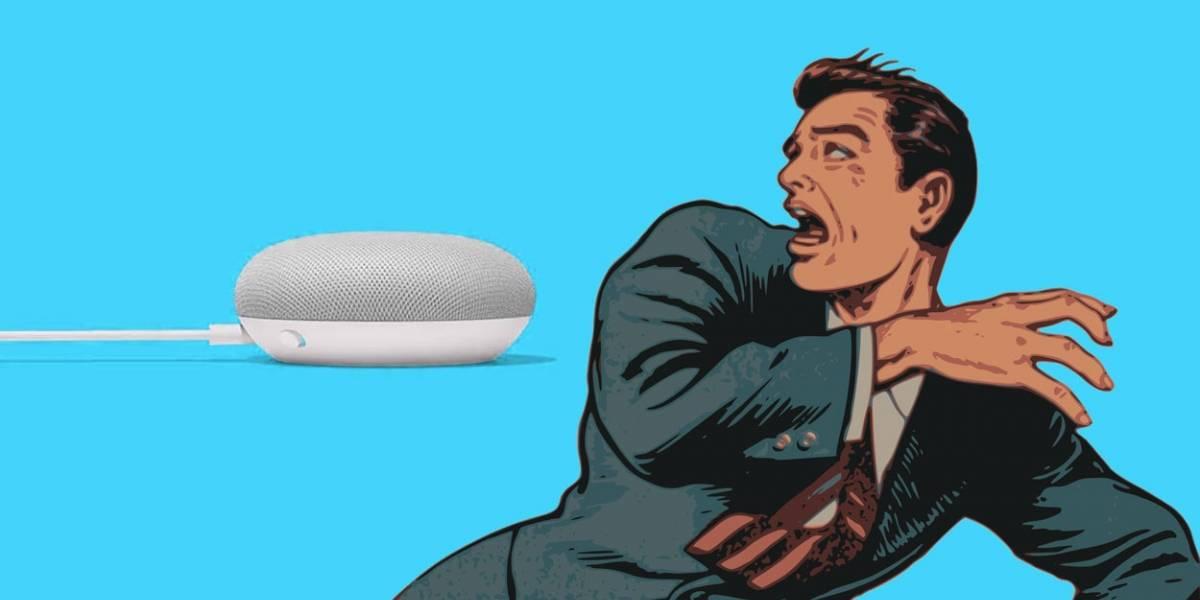 Muy grave: Google Home escucha todo lo que dices, empleado filtra grabaciones