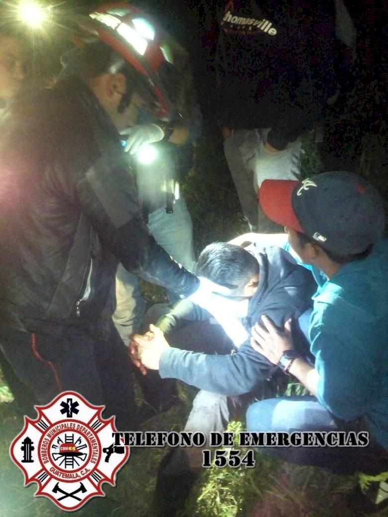 herido en asalto en Km. 81.5 de la RN-14