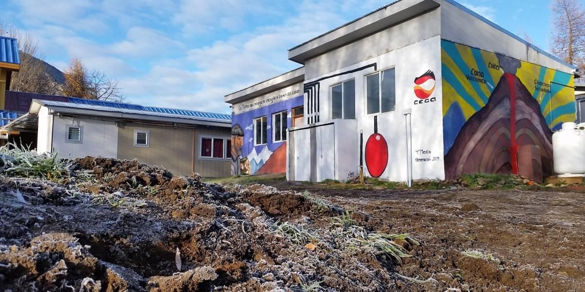 Limpiar el aire con el calor de la tierra: inician piloto en Coyhaique para reemplazar la calefacción a leña gracias a la geotermia