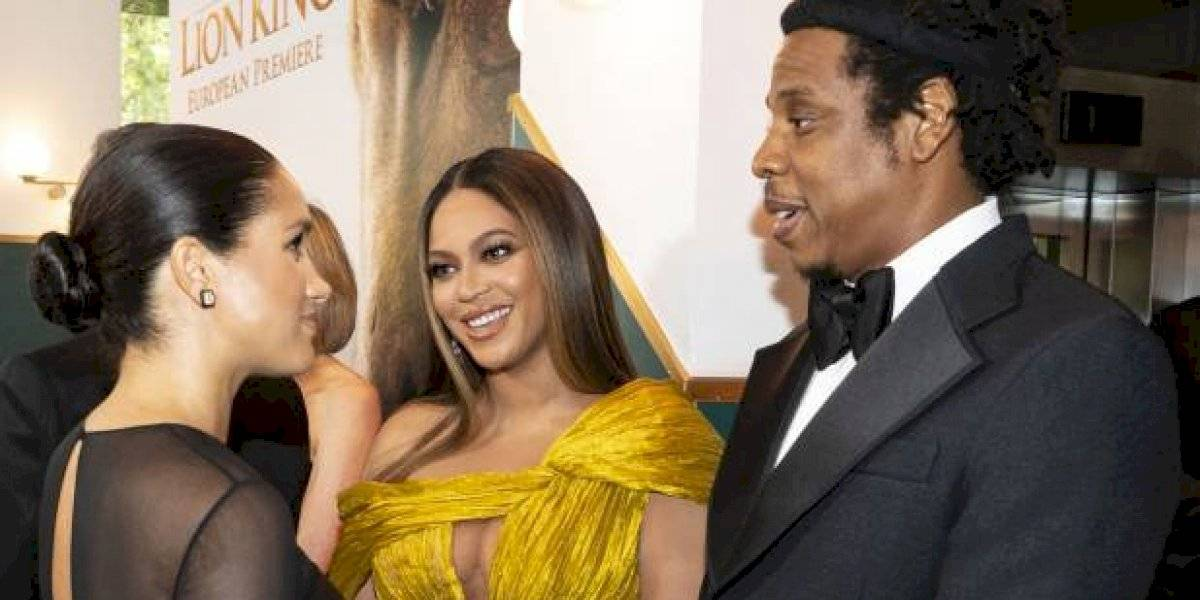 VIDEO. Meghan Markle rompe el protocolo real por Beyoncé