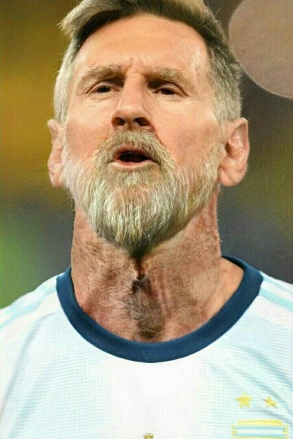 Messi de Anciano