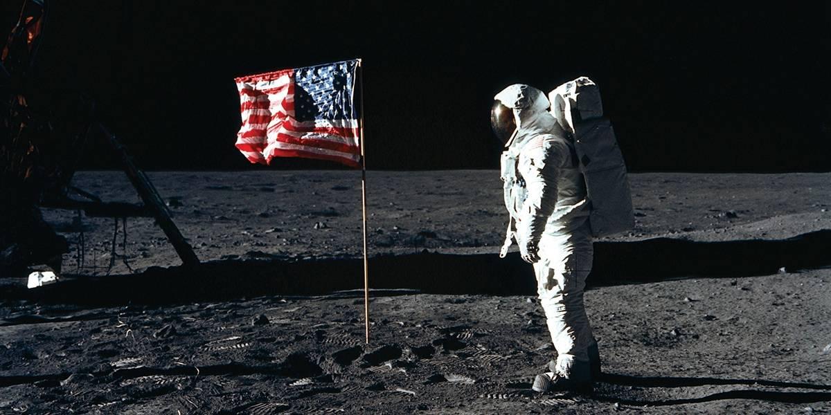 Vídeos originais da chegada do homem à Lua são leiloados
