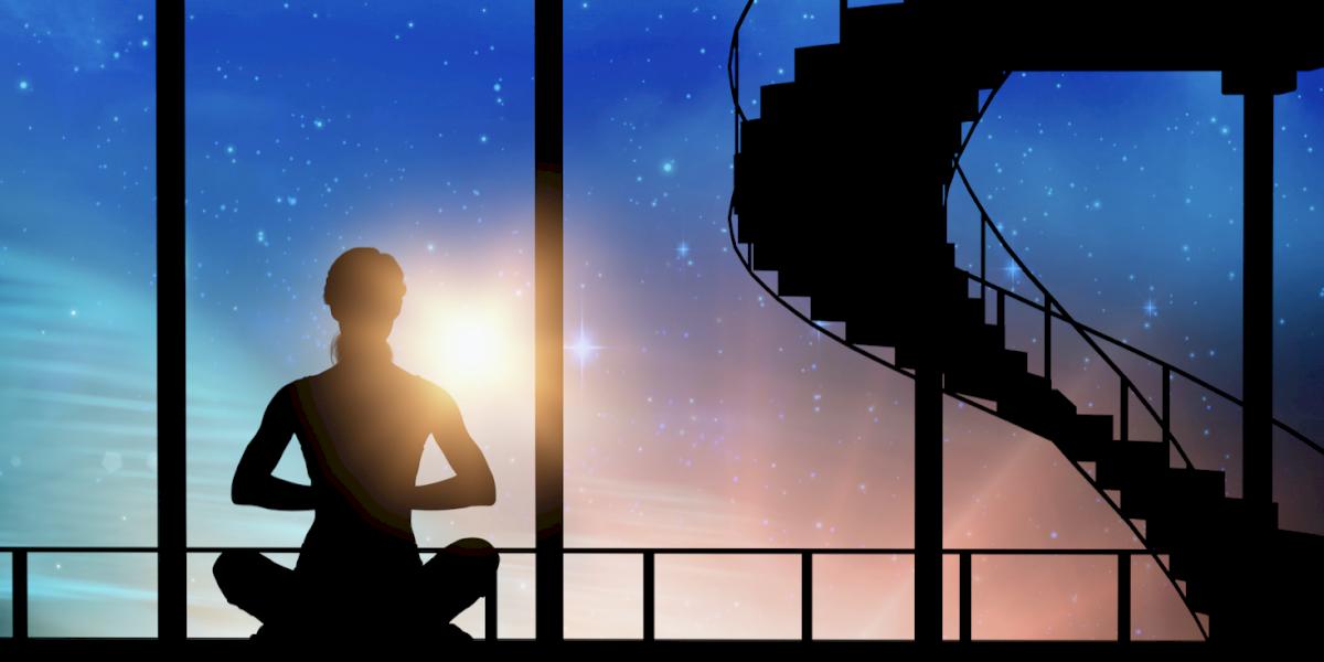 Esta técnica de meditación puede cambiar tu vida en un minuto