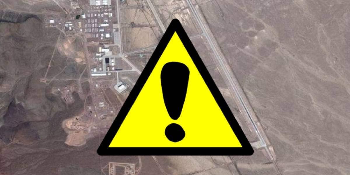 """Fuerza Aérea de los EE.UU. advierte sobre """"asalto"""" al Area 51: """"protegeremos el país"""""""