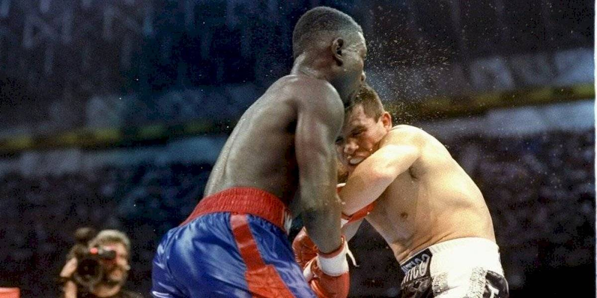 Muere atropellado el ex campeón mundial Pernell Whitaker