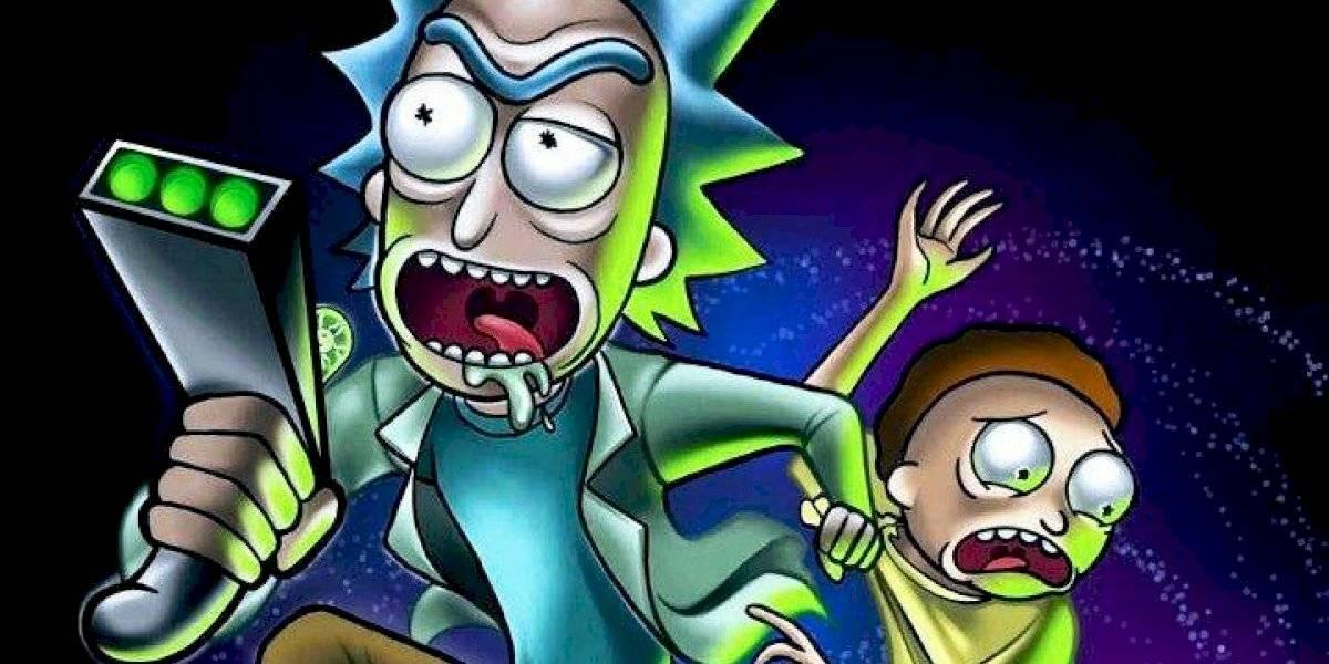 Rick y Morty: Así puedes ser un personaje de la serie