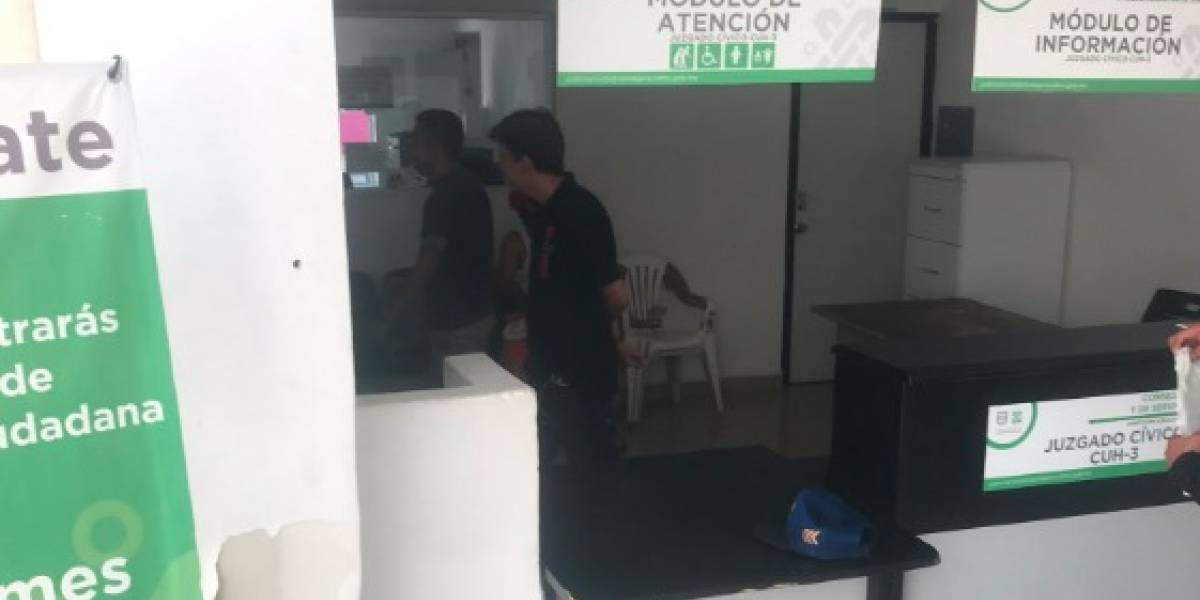 Calderón denuncia detención arbitraria de voluntarios de México Libre en CDMX