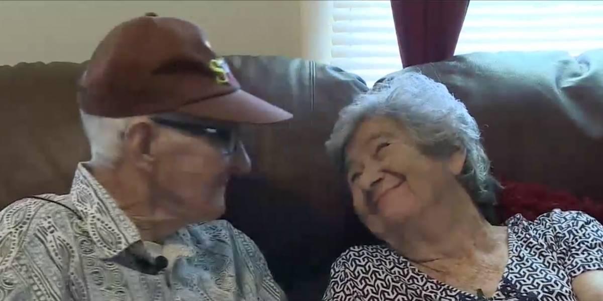 Americanos casados há 71 anos morrem no mesmo dia