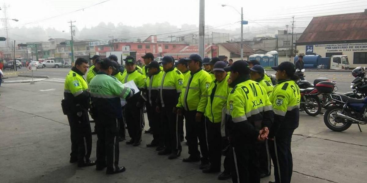 Pronto instalarán cepos en Quetzaltenango y darán plazo de unas horas para pagar multa