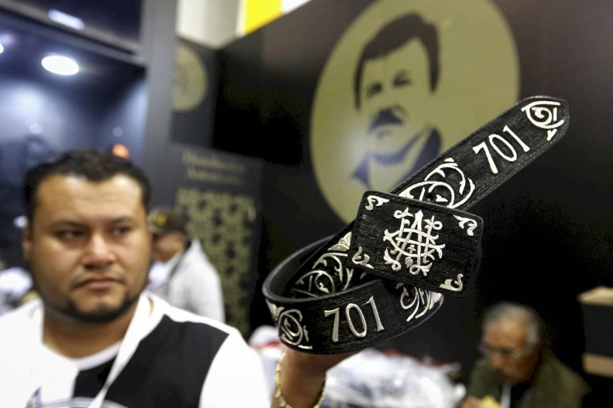 Marca de ropa El Chapo