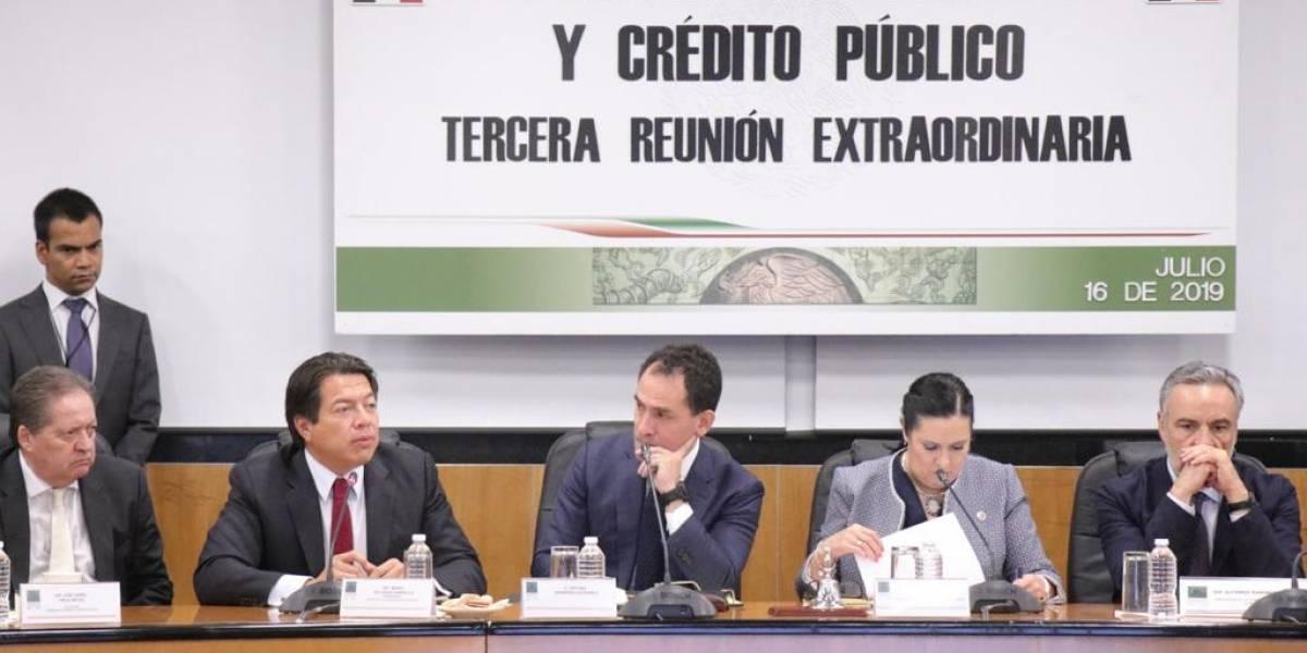 Las decisiones de Hacienda se toman en Palacio Nacional: Arturo Herrera
