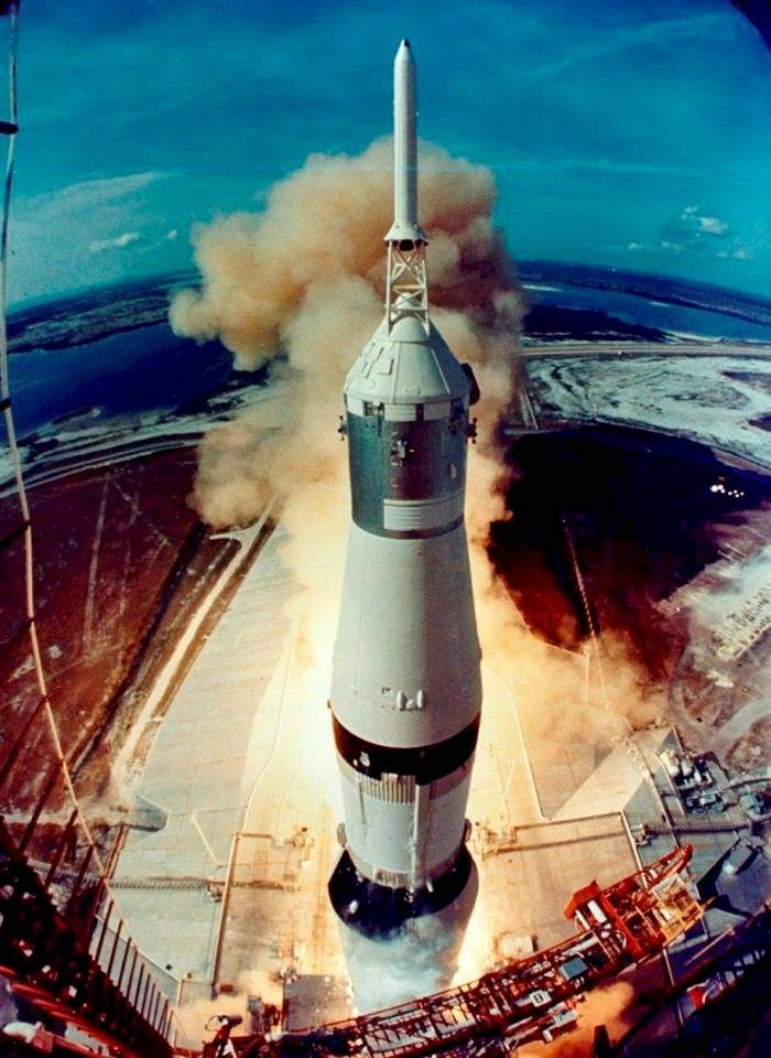 Misión Apolo 11 Foto: EFE