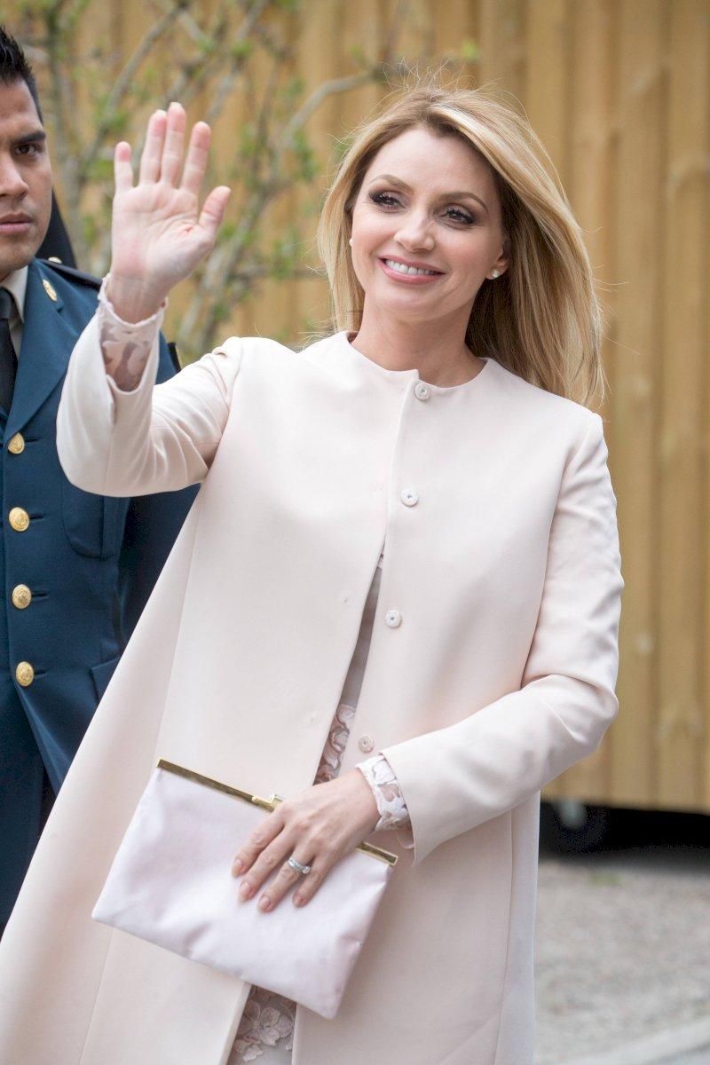 """La ex primera dama está """"furiosa"""" por la boda de Peña Nieto y Tania Ruiz Getty Images"""