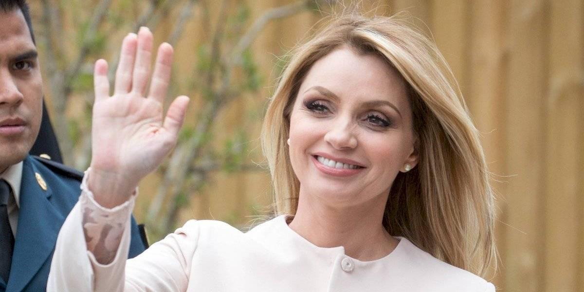 Angélica Rivera reacciona ante boda de Peña Nieto y Tania Ruiz