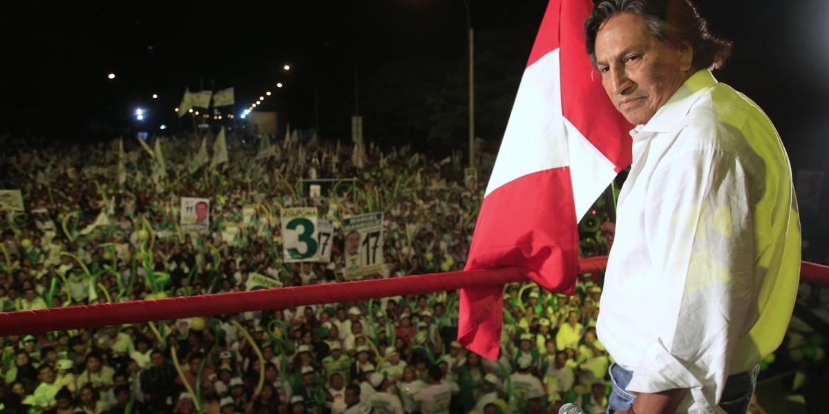 Detienen a Alejandro Toledo, ex presidente de Perú solicitado en extradición