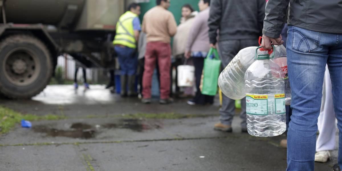 Después de 5 días: Essal confirma que esta tarde comenzará la producción de agua potable en Osorno