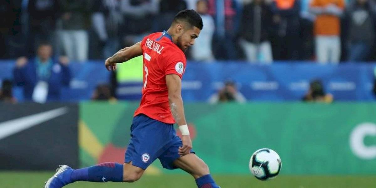 Defensor de River elogió a Paulo Díaz