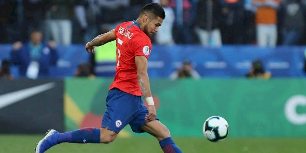 Se suma Paulo Díaz: La Superliga de Argentina tendrá la presencia (por ahora) de ocho chilenos