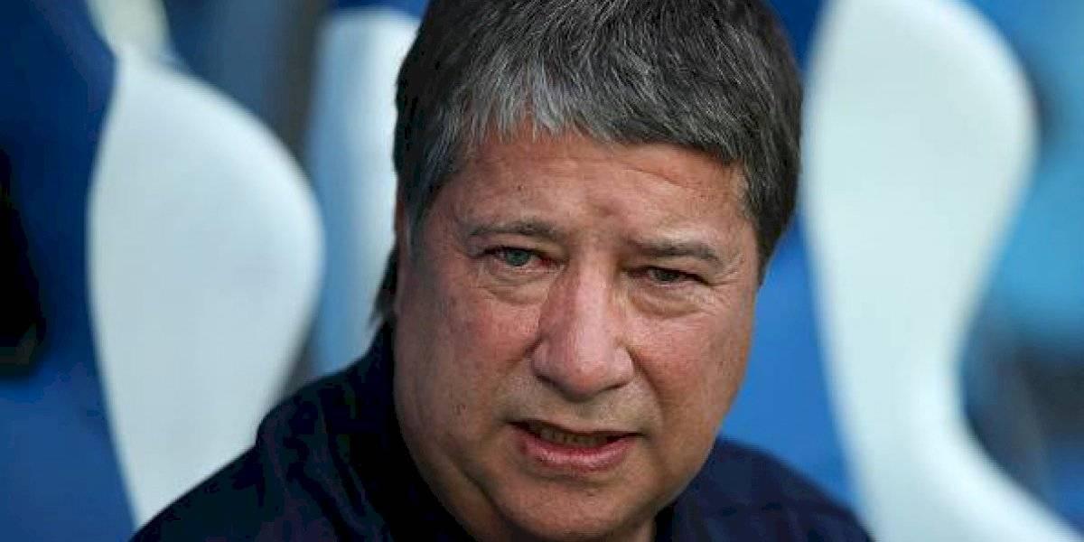 """""""El Bolillo"""" ya no dirigirá a la selección ecuatoriana"""