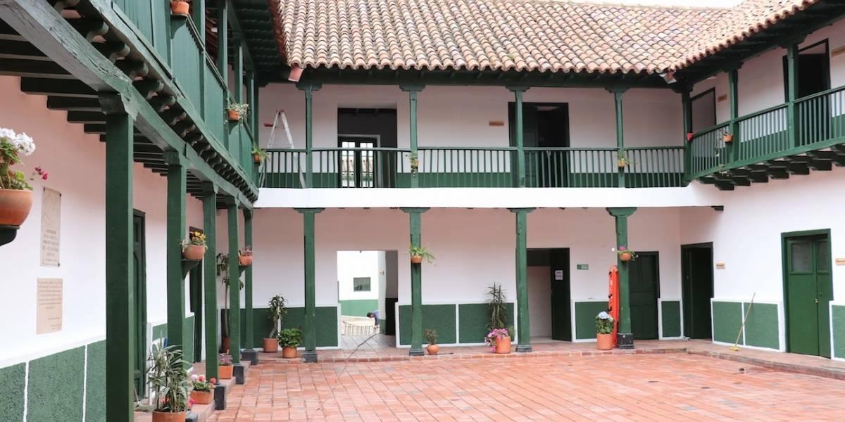 Se abre al público el museo 'El colegio de Gabo'