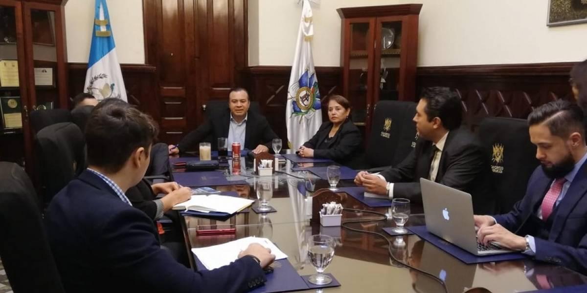 CSJ sin trasladar completo expediente contra ministro Valladares