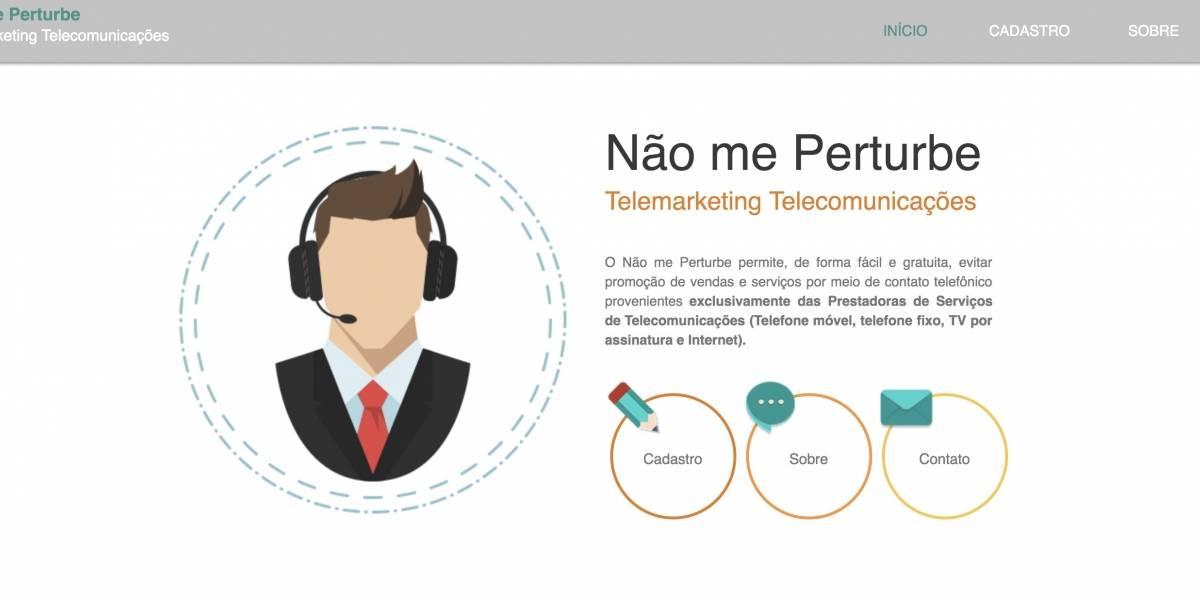 'Não Me Perturbe': Consumidor corre para bloquear telemarketing