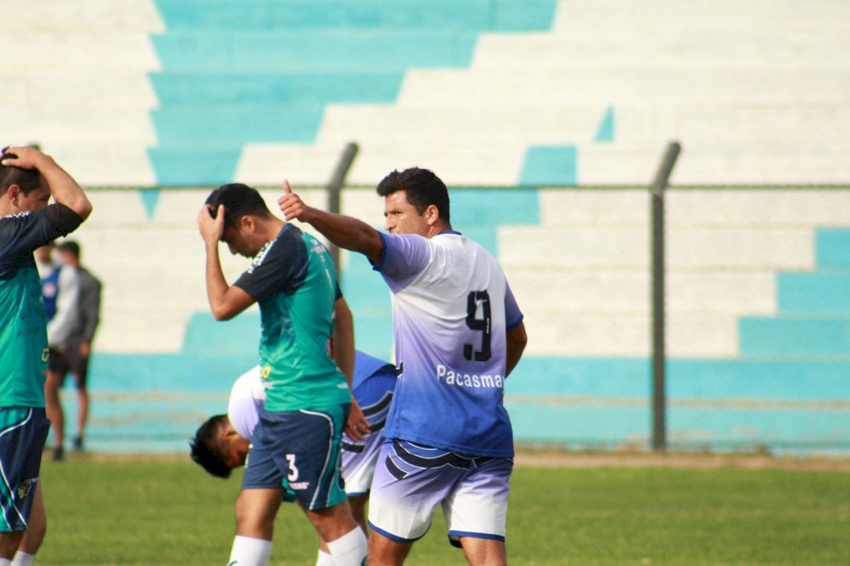 Carranza se despachó con 10 goles. /Facebook: Sport Chavelines Juniors
