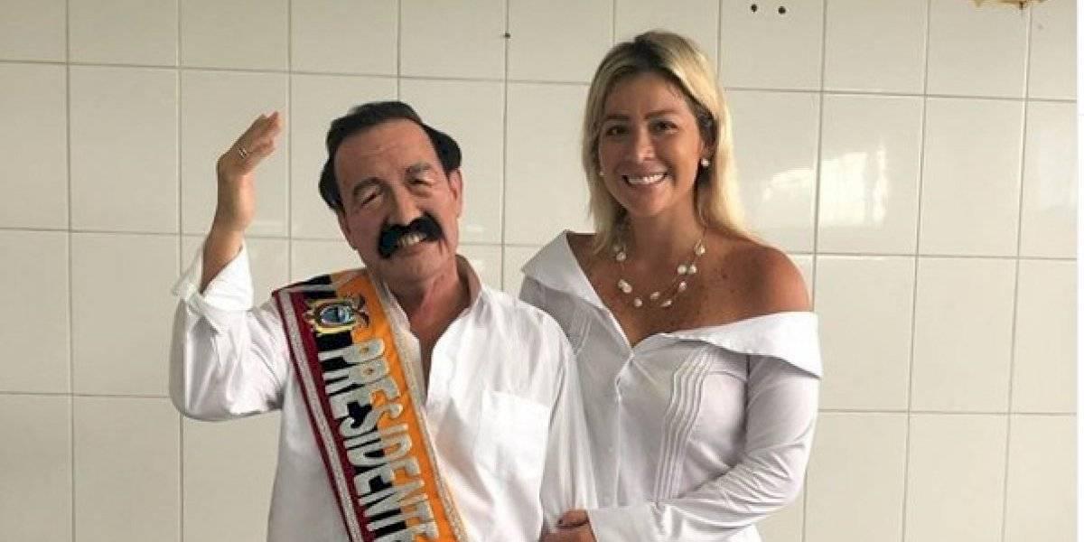 Actualización: David Reinoso y Catherine Velasteguí serán trasladados a Guayaquil