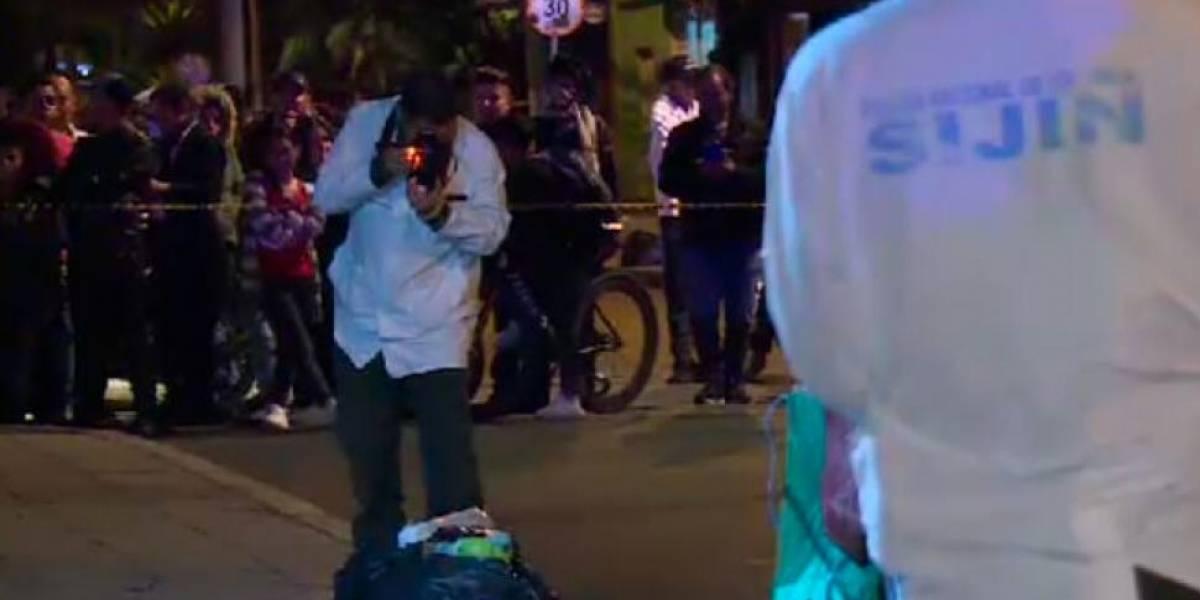 Encuentran a una mujer desmembrada y en bolsas, en Bogotá