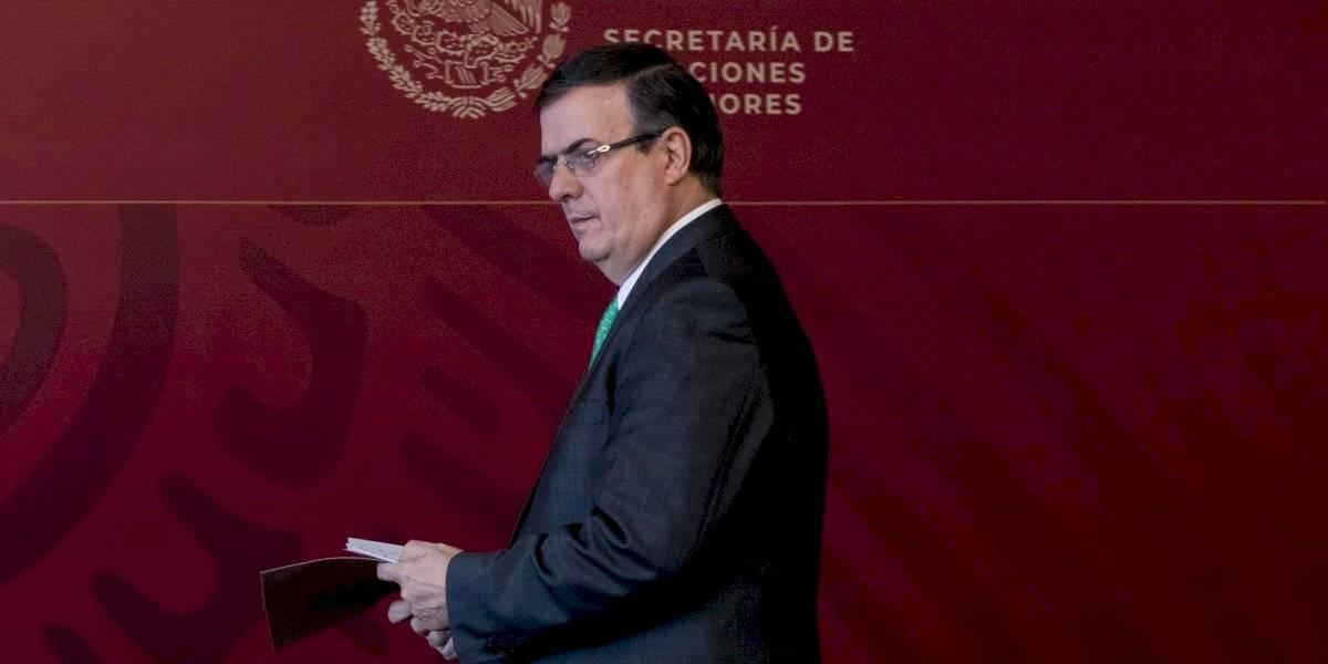 Marcelo Ebrard anuncia reunión con Mike Pompeo en CDMX