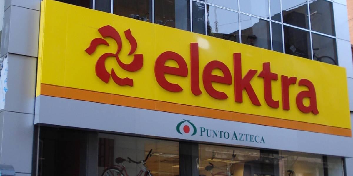 Un error en la página de Elektra hace descuentos de $2,500 pesos en todas las compras