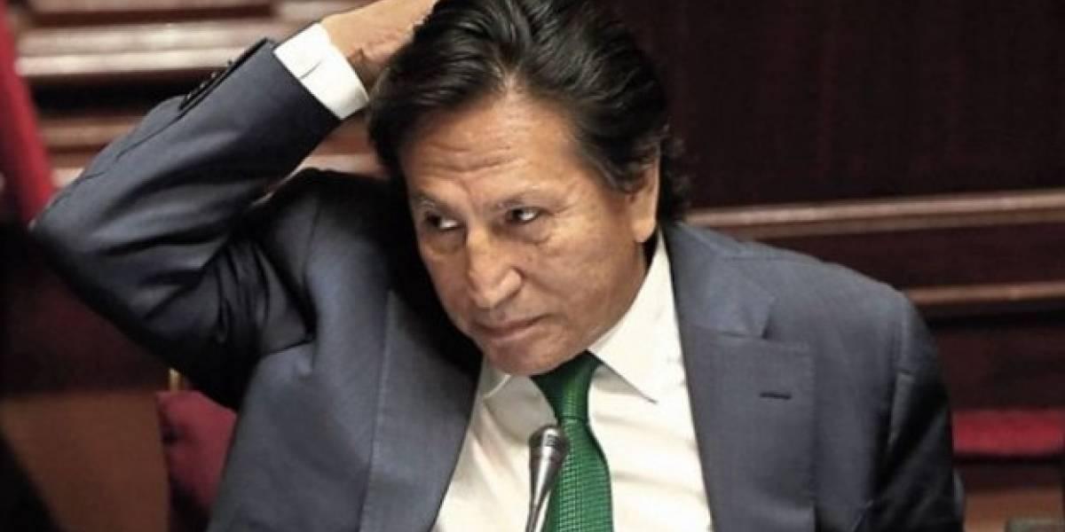 Expresidente peruano Alejandro Toledo fue arrestado en EEUU por caso Odebrecht