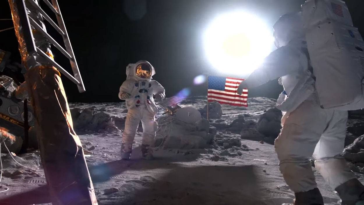 Apolo 11 Armstrong Magistral: Apple libera tráiler de For All Mankind, su serie sobre el Apolo 11