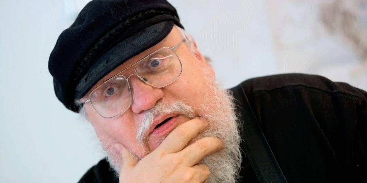 """George R.R. Martin sostiene que no cambiará el final de """"Game of Thrones"""" en sus libros"""