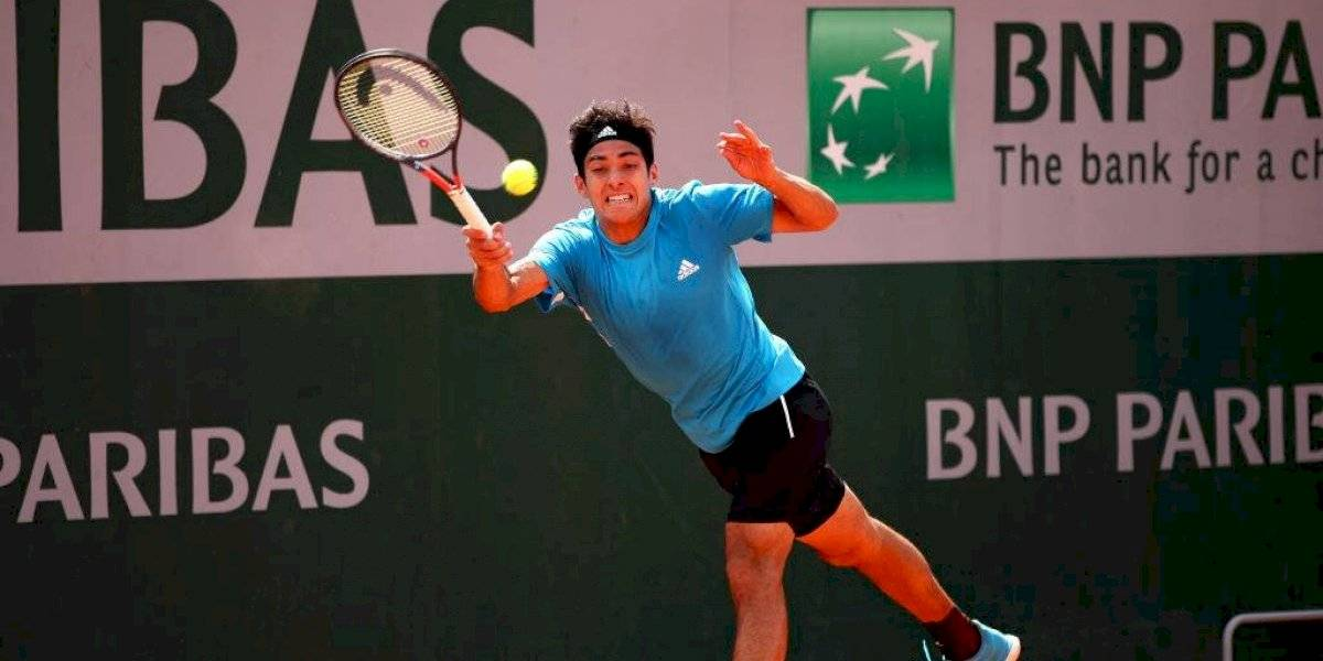 Jarry avanzó a semifinales — ATP Bastad