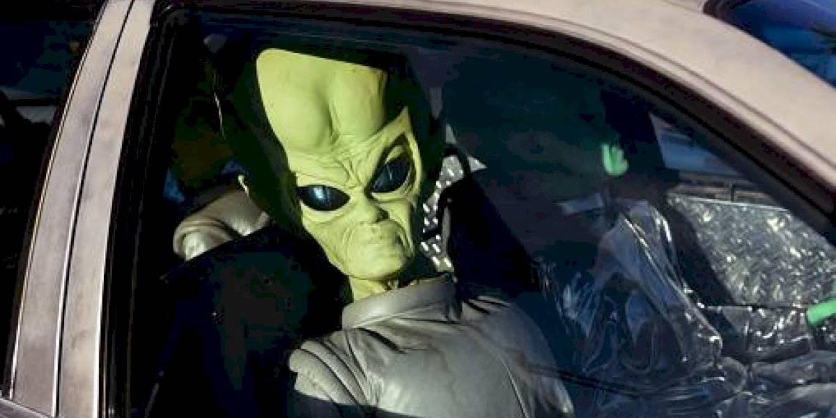 """""""Storm Área 51"""": el masivo evento viral para cazar """"aliens"""" que tiene en pie de guerra a la Fuerza Aérea de EEUU"""