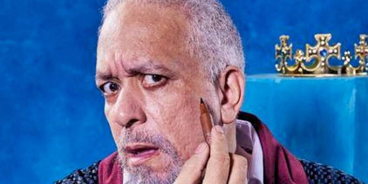 """Giovanny Cruz vuelve al teatro con la obra """"El vestidor"""""""
