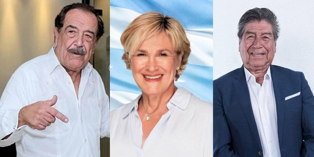 Así se verían los políticos ecuatorianos en su vejez